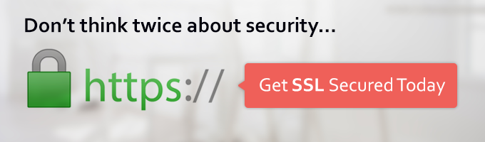 Buy an SSL Certificates