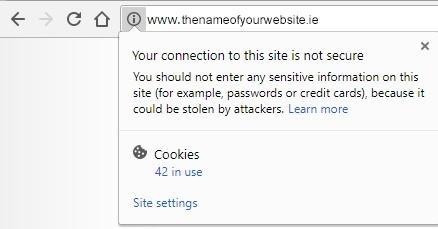 Website Security Issues