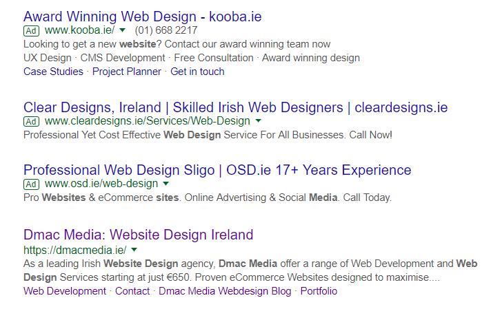 Branded Search Advertising