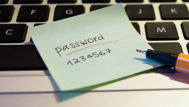 The most common, hackable, guessable, unsecure passwords and why you should never use them!