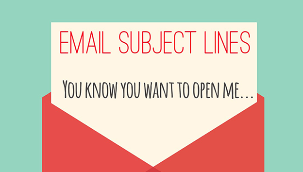 Subject Lines Matter!