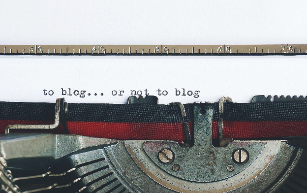 To Blog, or Not To Blog on Websites.