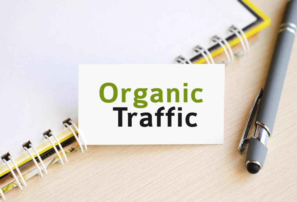 Five easy ways to drive organic traffic to your website