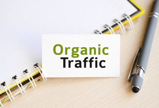 Website Organic Traffic