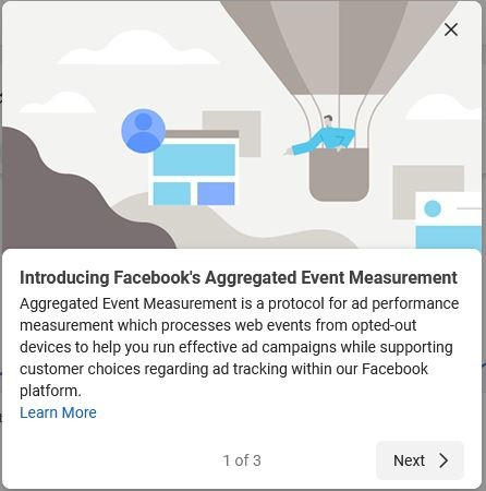 Facebook Aggregated Event Management