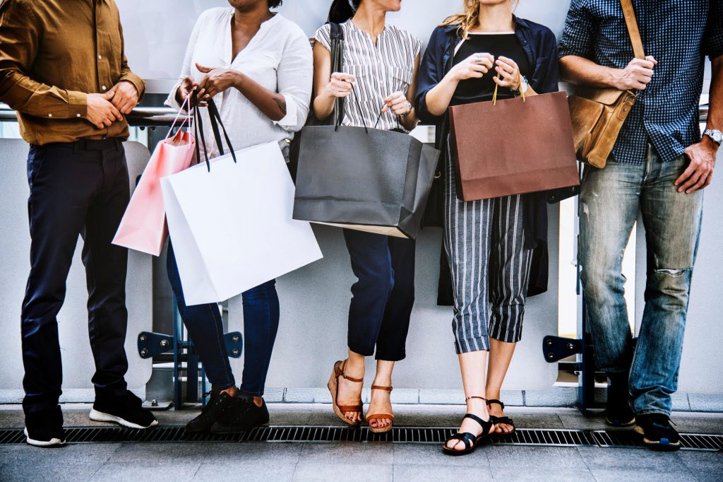 Have shopping habits changed forever?