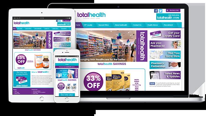 website designers brochure web design ireland