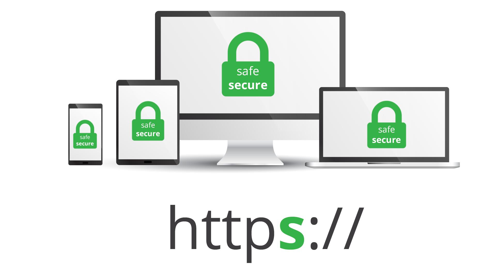 Ssl Certificates Website Security Dmac Media Web Design